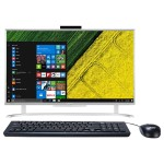 "Aspire C 22 & C 24 - AC24-760-UR11 - All-in-one - Intel Core i3-6100U 2.3 GHz Dual-core, 8 GB DDR4, 1 TB HDD, 802.11ac wireless LAN, Gigabit LAN, 23.8"" Full HD (1920 x 1080) resolution, Windows 10 Home"