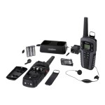 SX377-2CKHS - Portable - two-way radio - GMRS - 22-channel (pack of 2)