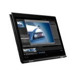"ThinkPad X1 Yoga 20FR - Ultrabook - Core i7 6600U / 2.6 GHz - Win 10 Pro 64-bit - 16 GB RAM - 256 GB SSD TCG Opal Encryption - 14"" IPS touchscreen 1920 x 1080 (Full HD) - HD Graphics 520 - Wi-Fi, Bluetooth - 4G - black"