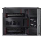 ThinkStation P910 30B8 - Tower - 2 x Xeon E5-2643V4 / 3.4 GHz - RAM 128 GB - SSD 1 TB, HDD 2 TB - DVD-Writer - Quadro M5000 - GigE - WLAN: Bluetooth 4.0, 802.11a/b/g/n/ac - Win 10 Pro 64-bit - monitor: none