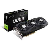 MSI GeForce GTX 1080 Ti DUKE 11G OC G1080TD11C