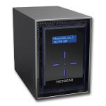 ReadyNAS 422 2-bay Network Attached Storage, 2x4TB Enterprise HD
