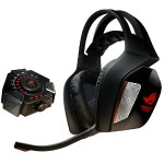 ROG Centurion - 7.1 Gaming Headset with 10 Discrete Drivers, Digital Microphone, Hi-Fi-grade Headphone Amplifier, and USB Audio Station