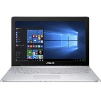 "ASUS ZenBook Pro Intel Core i7-6700HQ Quad-Core 2.6GHz Notebook PC - 16GB RAM, 512GB SSD, 15.6"" UHD IPS Multi-Touch Display, 802.11ac, Bluetooth 4.0, Webcam, 6-Cell Li-Ion Battery - Refurbished UX501VW-DS71T"