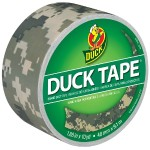 Printed Brand Duct Tape - Digital Camo, 1.88 in. x 10 yd.