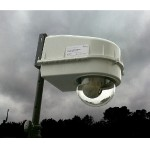 5.8 GHz Integrated Wireless Dome Housing