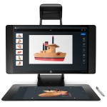 Sprout Pro All-in-One by HP G2 - 2.9 GHz Intel Core i7-7700T with Intel HD Graphics 630, 16 GB RAM, 512 GB SATA SSD, HP Wireless (Link-5) Full Featured Keyboard, HP High Definition 14 MP Webcam, Windows 10 Pro 64