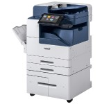 AltaLink B8075 - Multifunction printer - B/W - LED - 11.7 in x 17 in (original) - A3 (media) - up to 75 ppm (copying) - up to 75 ppm (printing) - 4700 sheets - Gigabit LAN, NFC, USB 2.0 host