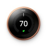 Learning Thermostat (3rd Generation) - Copper