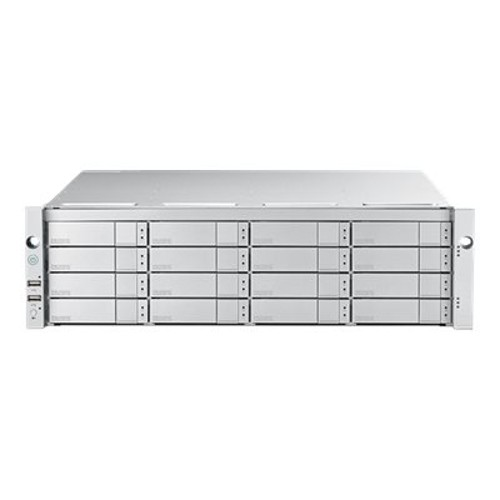 PCM | Promise, VTrak E5600FD - Hard drive array - 160 TB - 16 bays  (SATA-600 / SAS-3) - HDD 10 TB x 16 - 16Gb Fibre Channel (external) -