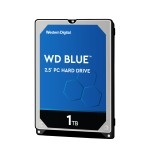WD Blue WD10SPZX 1 TB 2.5 Internal Hard Drive - SATA - 5400rpm - 128 MB Buffer