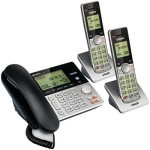2 Handset Cordless Answering System
