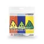 3 Antimicrobial Microfiber Cleaning cloths