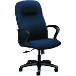 Gamut 2070 Series Executive High-back Chair - Navy