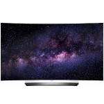 "55"" C6 Curved OLED 4K HDR Smart TV (Open Box B-Stock SKU No Returns)"