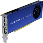 Radeon Pro WX3100 4GB Workstation Graphics Card