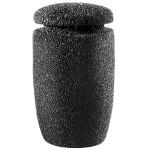 2-Stage Foam Windscreen - Black