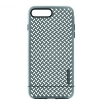 Smart SYSTM Case for iPhone 7 Plus (Clear Frost/Gray)
