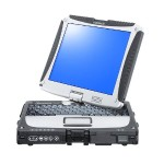 ToughBook CF-19 Intel i5 1200 MHz 250GB Serial ATA HDD 2048mb DDR3 - Wireless Wi-Fi LCD Genuine Windows 10 Professional 32-Bit Laptop Notebook Computer - Refurbished