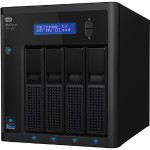 40TB My Cloud Pro Series PR4100