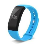 MyePads V66 Smart Fitness Tracker Wristband - Blue