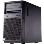 x3100 M5 5457 Intel Xeon E3-1220v3 Quad-Core 3.1GHz Tower Server - 8GB RAM, 1TB HDD, DVD-Writer, Gigabit Ethernet (Open Box Product, Limited Availability, No Back Orders)