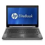 """EliteBook 8560w Notebook - Core i7-2620m 2.70 GHz vPro, 500GB HDD, 8GB DDR3, Win 10 Pro 64-bit, 15.6"""" HD+, WiFi, Bluetooth, Webcam, USB, DisplayPort (Refurbished)"""