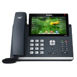 Ultra-elegant Gigabit IP Phone