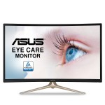 "Curved 31.5"" Full HD 1080P HDMI VGA Eye Care Monitor 31.5-Inch Screen LED-lit Monitor"