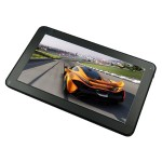 "Zeepad 10XR-Q1-BLK Rockchip Cortex-A7 RK3126 (1.2 GHz) 1 GB Memory 8 GB Flash Storage 10.1"" 1024 x 600 Tablet PC Android 5.1 (Lollipop)"