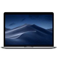 "Apple 13.3"" MacBook Pro, Dual-Core Intel Core i5 2.3GHz, 8GB RAM, 128GB SSD storage, Intel Iris Plus Graphics 640, 10-hour battery life, Space Gray, Mac OS High Sierra MPXQ2LL/A"