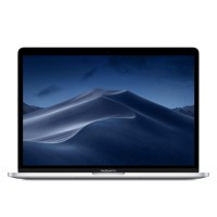 "Apple 13.3"" MacBook Pro, Dual-Core Intel Core i5 2.3GHz, 8GB RAM, 256GB SSD storage, Intel Iris Plus Graphics 640, 10-hour battery life, Silver, Mac OS High Sierra MPXU2LL/A"