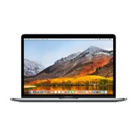 "Apple 13.3"" MacBook Pro with Touch Bar, Dual-Core Intel Core i5 3.1GHz, 8GB RAM, 512GB SSD storage, Intel Iris Plus Graphics 650, 10-hour battery life, Space Gray, Mac OS High Sierra MPXW2LL/A"