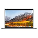 "15.4"" MacBook Pro with Touch Bar, Quad-Core Intel Core i7 2.8GHz, 16GB RAM, 256GB SSD storage, Radeon Pro 555 with 2GB, 10-hour battery life, Space Gray, Mac OS High Sierra"