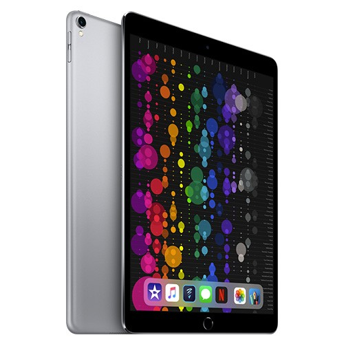"10.5-inch iPad Pro Wi-Fi - Tablet - 64 GB - 10.5"""" IPS (2224 x 1668) - space gray"" 40658118"