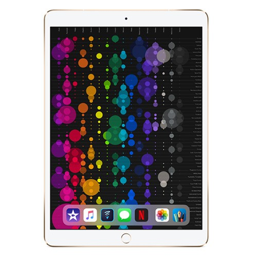 10.5-inch iPad Pro Wi-Fi + Cellular - Tablet - 64 GB - 10.5