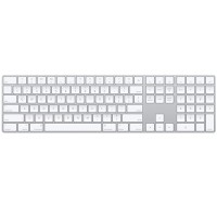 Apple Magic Wireless Keyboard with Numeric Keypad - Silver MQ052LL/A