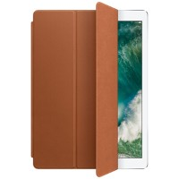 Apple Leather Smart Cover for 12.9-inch iPad Pro - Saddle Brown MPV12ZM/A