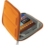 "Innovo Universal Shell Sleeve for 7"" Tablet (Orange)"