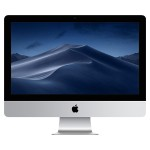 "21.5"" iMac with Retina 4K display Quad-Core Intel Core i5 3.0GHz, 8GB RAM, 256GB SSD, Radeon Pro 555 with 2GB, Two Thunderbolt 3 ports, 802.11ac Wi-Fi, Apple Magic Keyboard with Numeric Keypad, Magic Trackpad 2, Mac OS High Sierra"