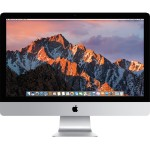 "27"" iMac with Retina 5K display Quad-Core Intel Core i7 4.2GHz, 8GB RAM, 3TB Fusion Drive, Radeon Pro 580 with 8GB, Two Thunderbolt 3 ports, 802.11ac Wi-Fi, Apple Magic Keyboard with Numeric Keypad, Magic Trackpad 2"