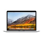 """13.3"""" MacBook Pro with Touch Bar, Dual-Core Intel Core i7 3.5GHz, 8GB RAM, 256GB SSD storage, Intel Iris Plus Graphics 650, 10-hour battery life, Silver"""