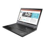 """ThinkPad L570 20JQ - Core i5 6300U / 2.4 GHz - Win 7 Pro 64-bit (includes Win 10 Pro 64-bit License) - 4 GB RAM - 500 GB HDD - DVD-Writer - 15.6"""" 1366 x 768 (HD) - HD Graphics 520 - Wi-Fi, Bluetooth - WWAN upgradable - black"""