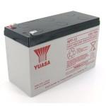 YUASA NP7-12 F1 IS A 12 VOLT 7AH VALVE-