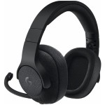 Gaming Headset G433 - Headset - 7.1 channel - full size - wired - black