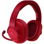 G433 7.1 Wired Surround Gaming Headset - Red