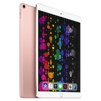 Apple 10.5-inch iPad Pro Wi-Fi 64GB with Engraving - Rose Gold MQDY2LL/A