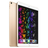 Apple 10.5-inch iPad Pro Wi-Fi 256GB with Engraving - Gold MPF12LL/A