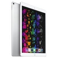 Apple 12.9-inch iPad Pro Wi-Fi 64GB with Engraving - Silver MQDC2LL/A