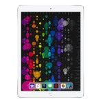 12.9-inch iPad Pro Wi-Fi + Cellular 64GB with Engraving - Silver